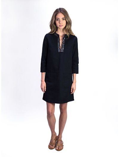 Freya Dress - Black