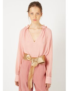 Morant Blouse - Peach