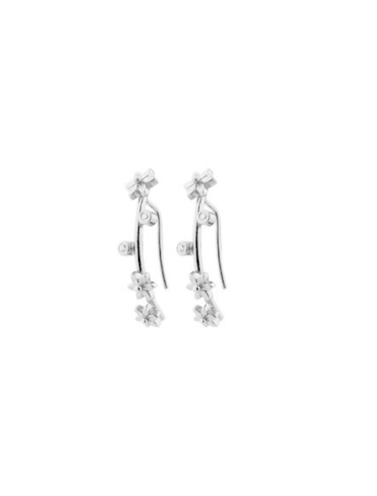 Flower Earrings Image
