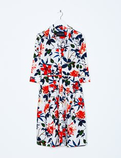 Audrey Dress Hilo Hibiscus