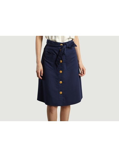 Anderson Skirt - Blue