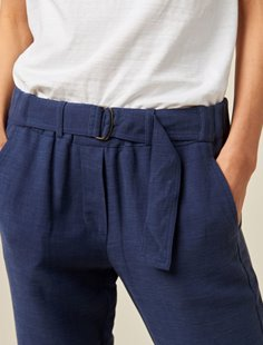 Health Pants - Indigo Blue  Image