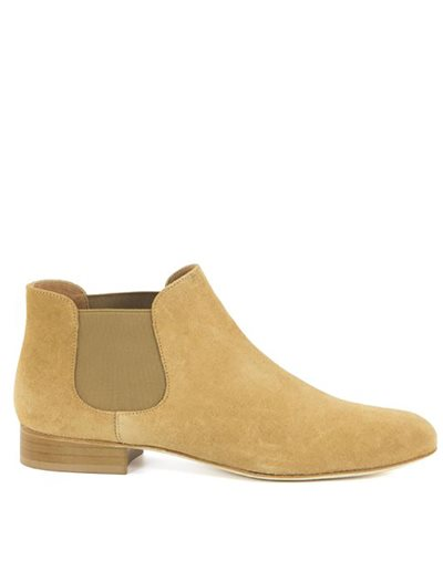 Pancito Ankle Boot - Sand