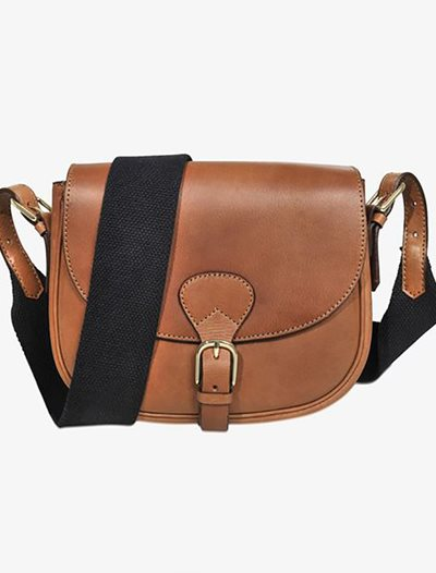 Cartouche Bag - Brown