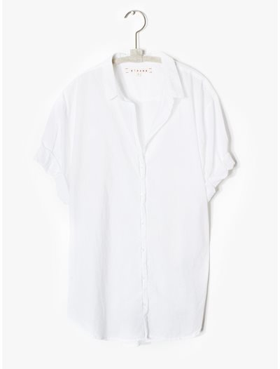 Channing Shirt - White