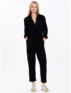 Wilson Jumpsuit - Black Ash