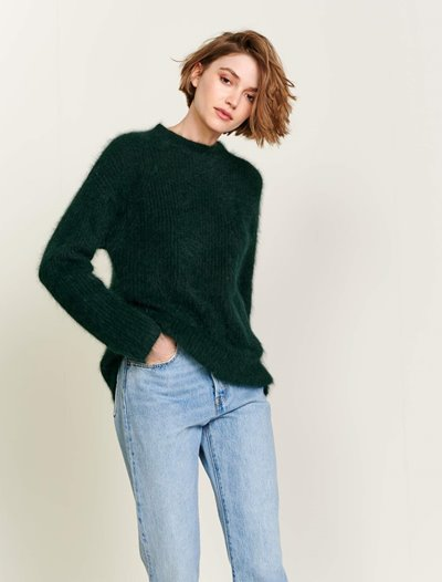 Datere Knit - Kombu Green