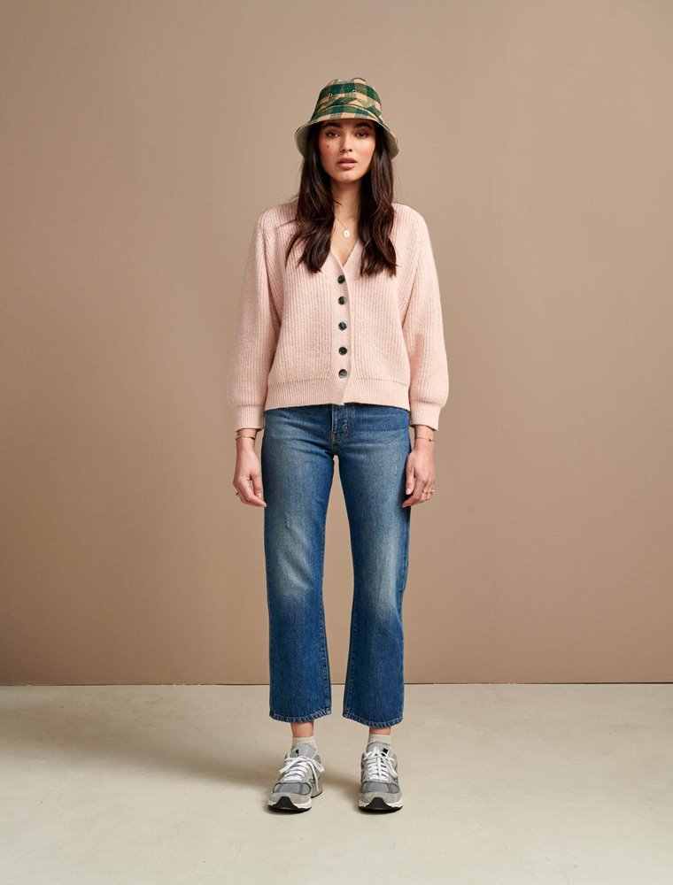 Dosany Cardigan - Cotton Candy Image