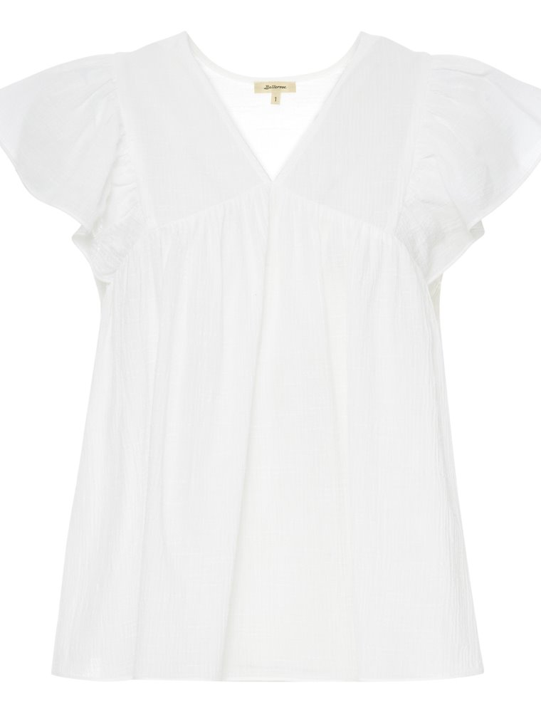 Hourra Blouse - White Image