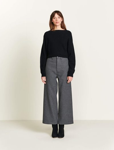 Lotan Trousers - Grey
