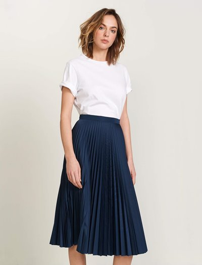 Sister Skirt - Worker Navy