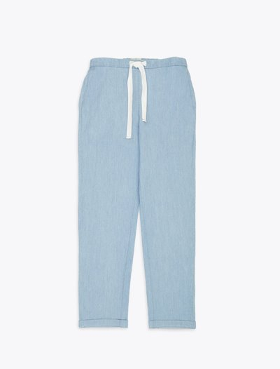 Vael Trousers - Bleached