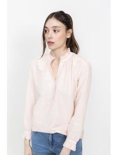 Cecille Shirt - Blush Pink