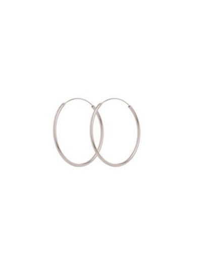 Midi Plain Hoop 40 mm