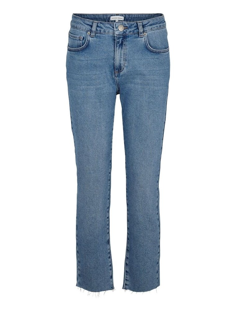 Sille HW Jeans Image