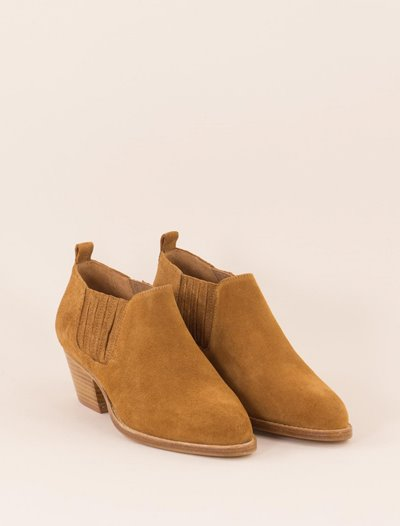 Brothers - Suede Short Boot
