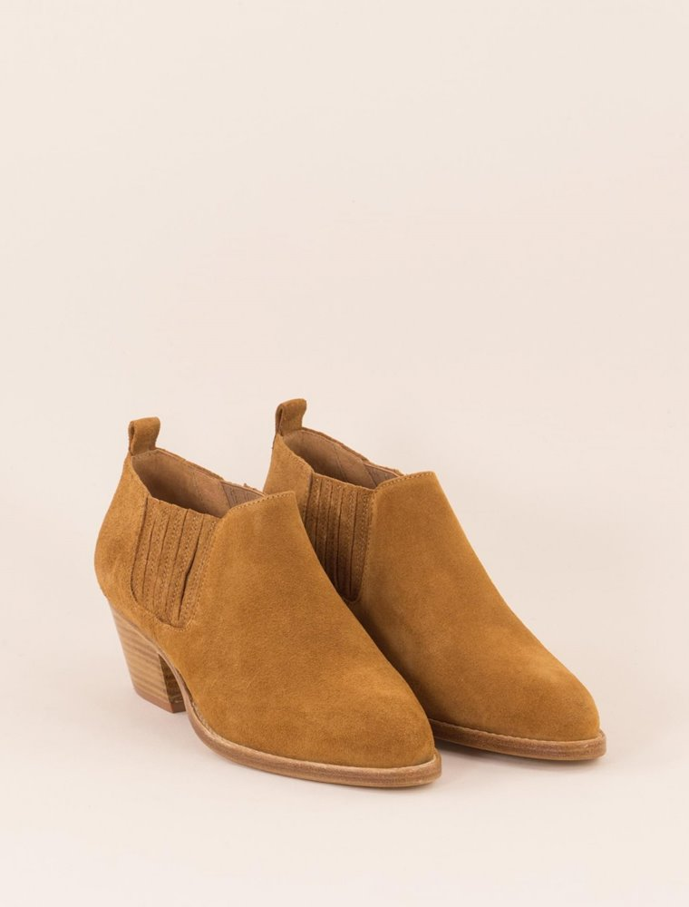 Brothers - Suede Short Boot  Image