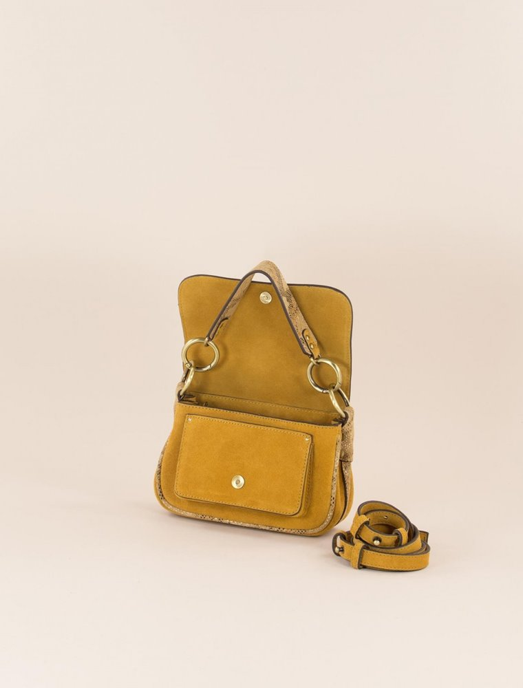 Mini Tano Bag - Inca Gold Image
