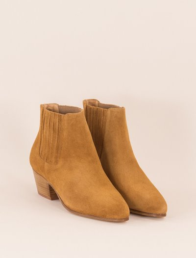 SIsters - Suede Boot