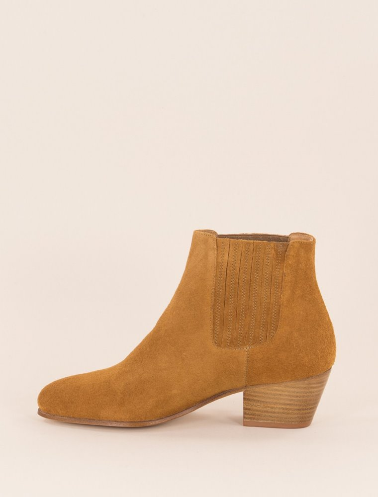 SIsters - Suede Boot Image