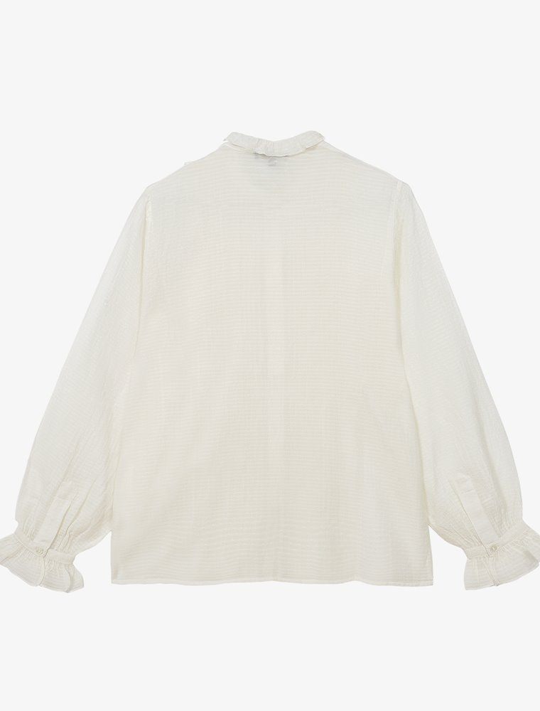 Figue Top - White  Image