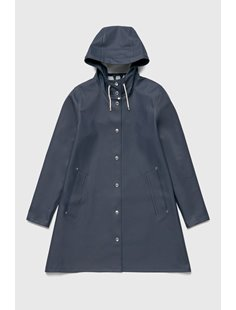 Mosebacke Raincoat - Navy  Image