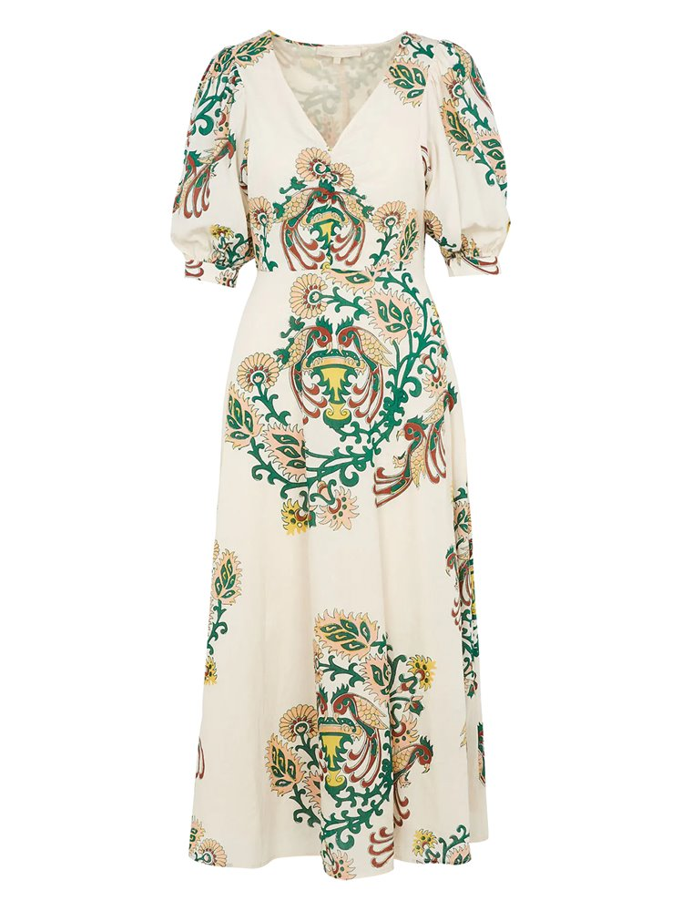 Nur Dress - Floral  Image