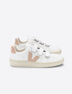 V Lock Trainers - White/Sable Image