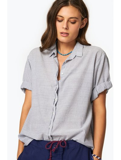 Channing Shirt  - Coast Stripe