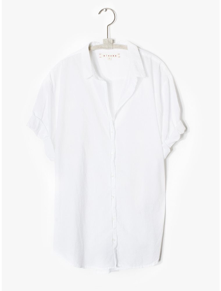 Channing Shirt - White Image