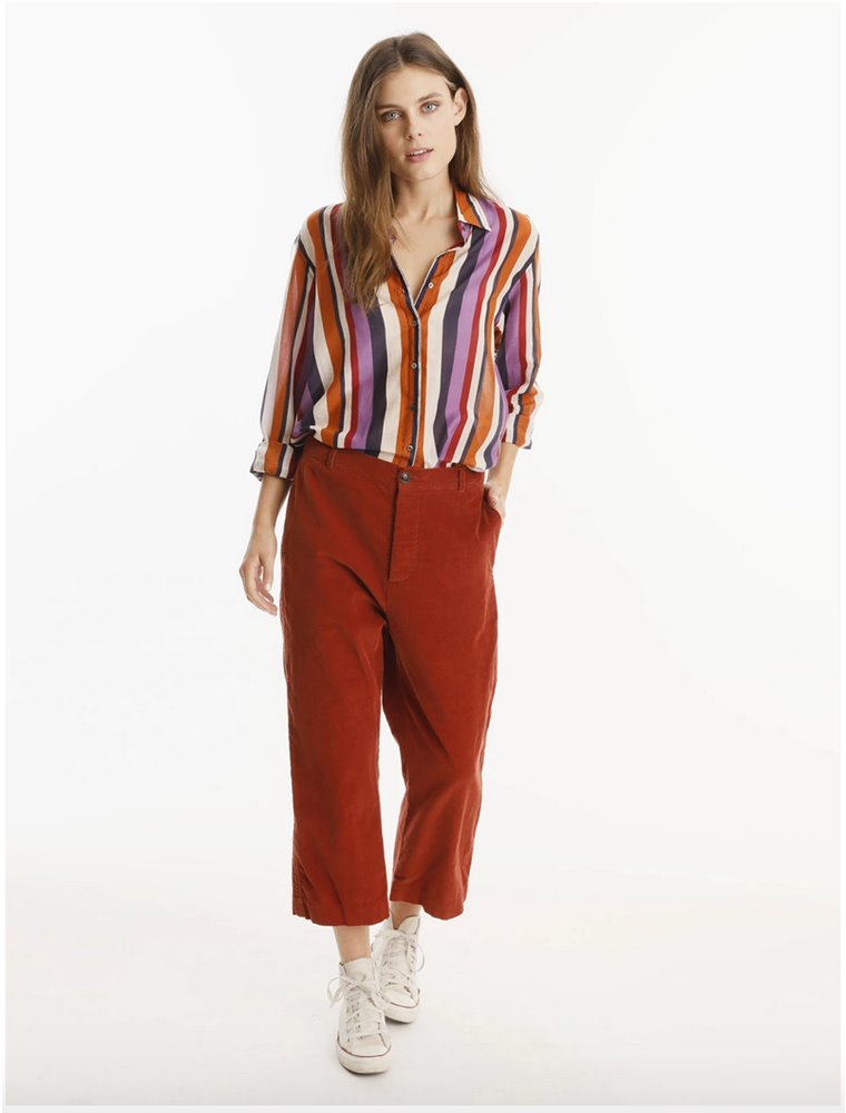 Paley Pants - Amber  Image