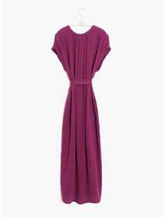 Samantha Dress - Grape Crush Image
