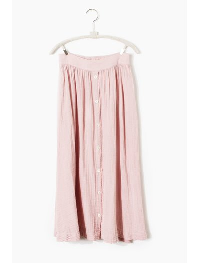 Teagan Skirt - Rose Quartz